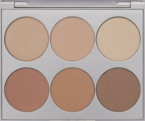 Clean Color Multi-Use Positano Palette